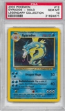 Pokemon Legendary Collection Single Gyarados 12/110 - PSA 10 - *21624671*