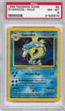Pokemon Base Set 1 Single Gyarados 6/102 - PSA 8 - *21625570*