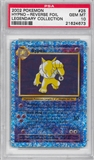 Pokemon Legendary Collection Single Hypno 25/110 - Reverse Foil - PSA 10 - *21624673*