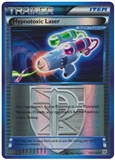Pokemon BW Plasma Storm Single Hypnotoxic Laser 123/135 REVERSE FOIL - NEAR MINT