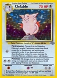 Pokemon Jungle Single Clefable 1/64 - SLIGHT PLAY (SP)