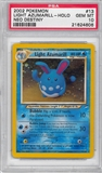 Pokemon Neo Destiny Single Light Azumarill 13/105 - PSA 10 - *21624606*