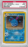 Pokemon Neo Destiny Single Light Azumarill 13/105 - PSA 9 - *21624605*