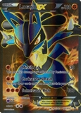 Pokemon XY Furious Fists Single Lucario EX FULL ART 107 - NEAR MINT (NM)