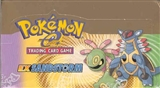 Pokemon Sandstorm Precon Theme Deck Box