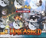 Pokemon HeartGold & SoulSilver Unleashed Theme Deck Box