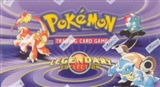 WOTC Pokemon Legendary Collection Precon Theme Deck Box