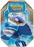 2015 Pokemon Legends of Hoenn Tin - Kygore-EX (Presell)