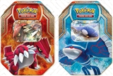 2015 Pokemon Legends of Hoenn Tin - Set of 2 (Kygore-EX, Groudon-EX) (Presell)