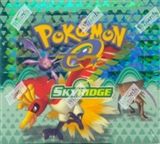 WOTC Pokemon Skyridge Booster Box