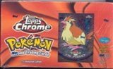 Pokemon Series 1 Trading Card Box (2000 Topps Chrome)