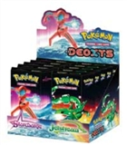 Pokemon EX Deoxys Precon Theme Deck Box