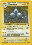 Pokemon Base Set 2 Single Magneton - Slightly Played (SP)
