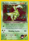 Pokemon Gym Heroes Single Rocket's Scyther 13/132 - Slightly Played (SP)