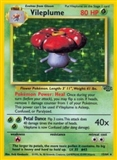 Pokemon Jungle Single Vileplume 15/64 - SLIGHT PLAY (SP)