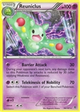 Pokemon Plasma Blast Single Reuniclus 44/101 REVERSE FOIL (Slightly Played)