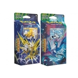 Pokemon XY Roaring Skies Theme Deck - Set of 2 (Zapdos, Articuno) (Presell)