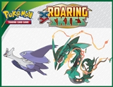 Pokemon XY Roaring Skies Theme Deck Box