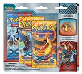 Pokemon Mega Evolution Pin 3-Pack