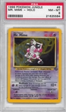 Pokemon Jungle Single Mr. Mime 6/64 - PSA 8 - *21625584*