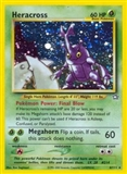 Pokemon Neo Genesis Single Heracross 6/111 - SLIGHT PLAY (SP)