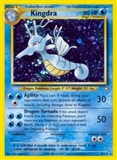 Pokemon Neo Genesis Single Kingdra 8/111 - SLIGHT PLAY (SP)