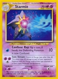 Pokemon Neo Revelation 1st Edition Single Starmie 25/64 - SLIGHT PLAY (SP)