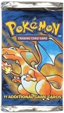 WOTC Pokemon Base Set 1 Unlimited Booster Pack