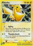 Pokemon Promotional Single Pikachu 012 - NEAR MINT (NM)