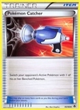 Pokemon BW Emerging Powers Single Pokemon Catcher 95/98 REVERSE FOIL - SLIGHT PLAY