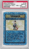 Pokemon Legendary Collection Single Pokemon Trader 103/110  - Reverse Foil - PSA 10