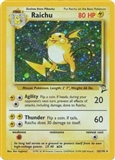 Pokemon Base Set 2 Single Raichu 16/130 - SLIGHT PLAY (SP)