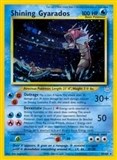 Pokemon Neo Relelations Single Shining Gyarados - MODERATE PLAY (MP)