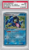 Pokemon Crystal Guardians Single Swampert ex 98/100 - PSA 10 - *21624667*