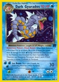 Pokemon Team Rocket Single Dark Gyarados 8/82 - SLIGHT PLAY (SP)