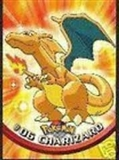 Topps Pokemon TV Animation Series Single Charizard #06 FOIL - SLIGHT PLAY (SP)