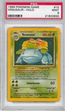 Pokemon Base Set 1 Single Venusaur 15/102 - PSA 9 - *21822830*