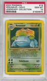 Pokemon Legendary Collection Single Venusaur 18/110 - PSA 10 - *21624670*