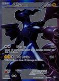 Pokemon Black & White Single Zekrom 114/114 - MODERATE PLAY (MP)