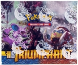 Pokemon HeartGold & SoulSilver Triumphant Theme Deck Box