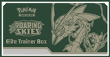 Pokemon XY Roaring Skies Elite Trainer 10-Box Case