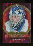 2012/13 In the Game Between The Pipes Masked Men V Rainbow #MM36 Felix Potvin
