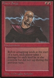 Magic the Gathering Beta Single Power Surge - MODERATE PLAY (MP)