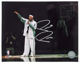 "Paul Pierce Autographed Boston Celtics ""Spotlight"" 8x10 Photograph (Steiner)"