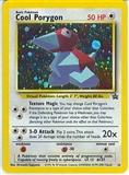 Pokemon Promo Single Cool Porygon 15 WOTC Promo