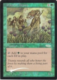 Magic the Gathering Promo Single Priest of Titania Foil (FNM)