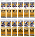 2013 Panini Prestige Football Rack Pack Box (480 Cards!)