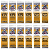 2013 Panini Prestige Football Retail Rack Pack (Lot of 12)