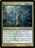 Magic the Gathering Gatecrash Single Prime Speaker Zegana UNPLAYED (NM/MT)