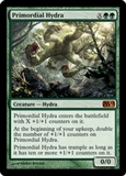 Magic the Gathering 2012 Single Primordial Hydra UNPLAYED (NM/MT)
